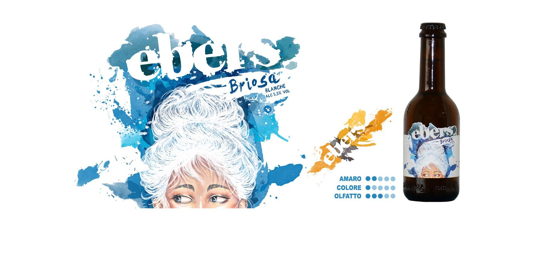 Briosa - Blanche